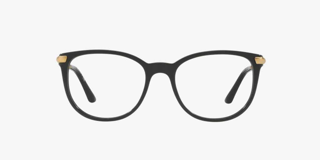 Burberry BE2255Q Black Eyeglasses