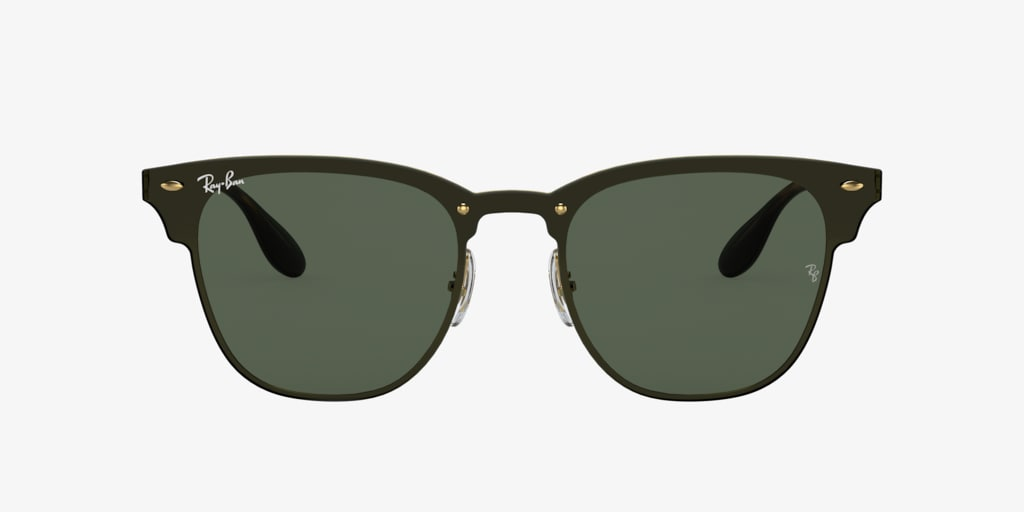 Ray-Ban RB3576N 47 BLAZE CLUBMASTER Gold Sunglasses