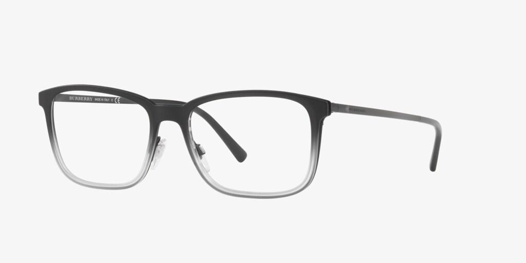 Burberry BE1315 Matte Black Eyeglasses