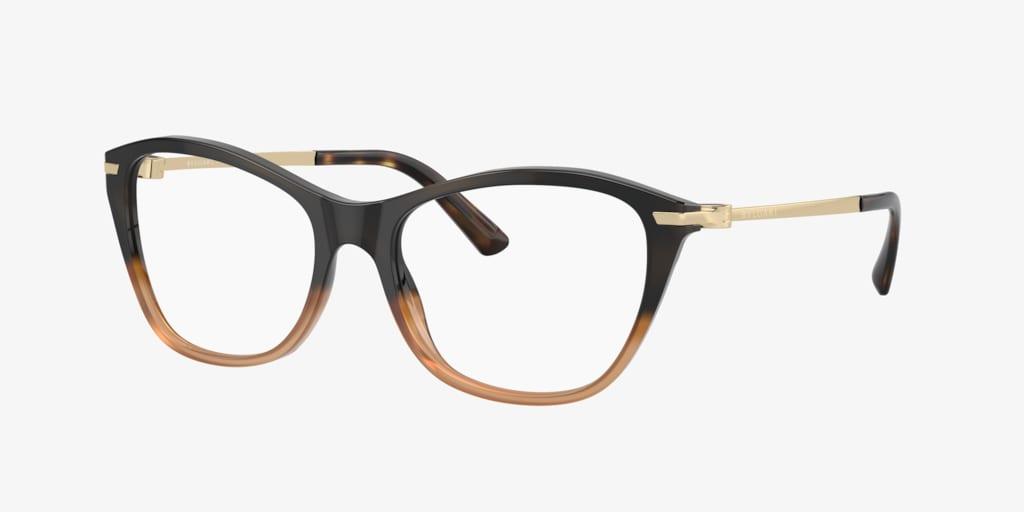 Bulgari BV4147 Havana Gradient Brown Eyeglasses