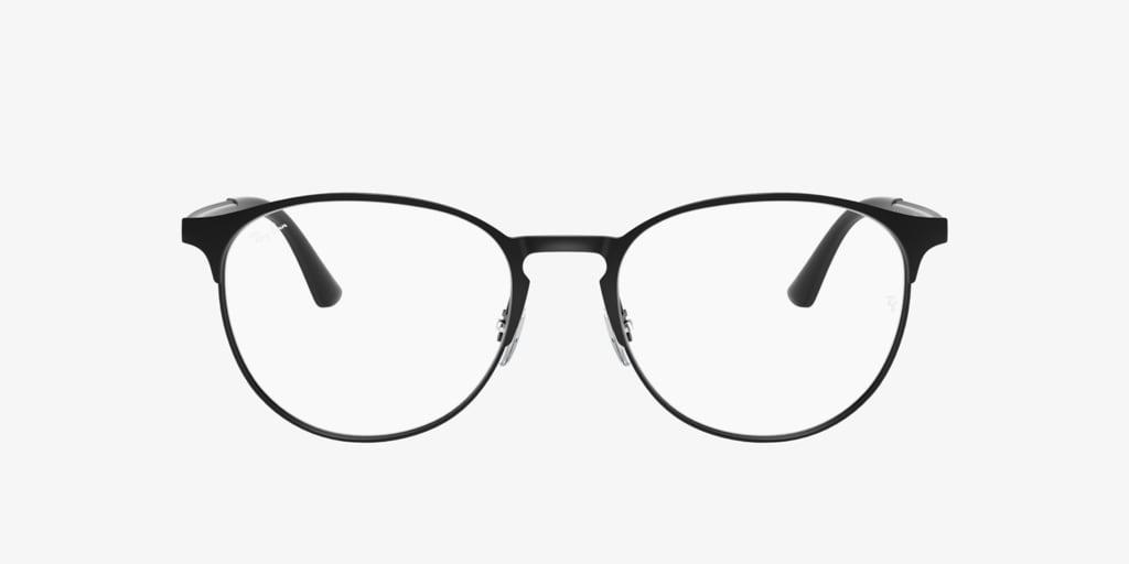 Ray-Ban RX6375 Black Eyeglasses