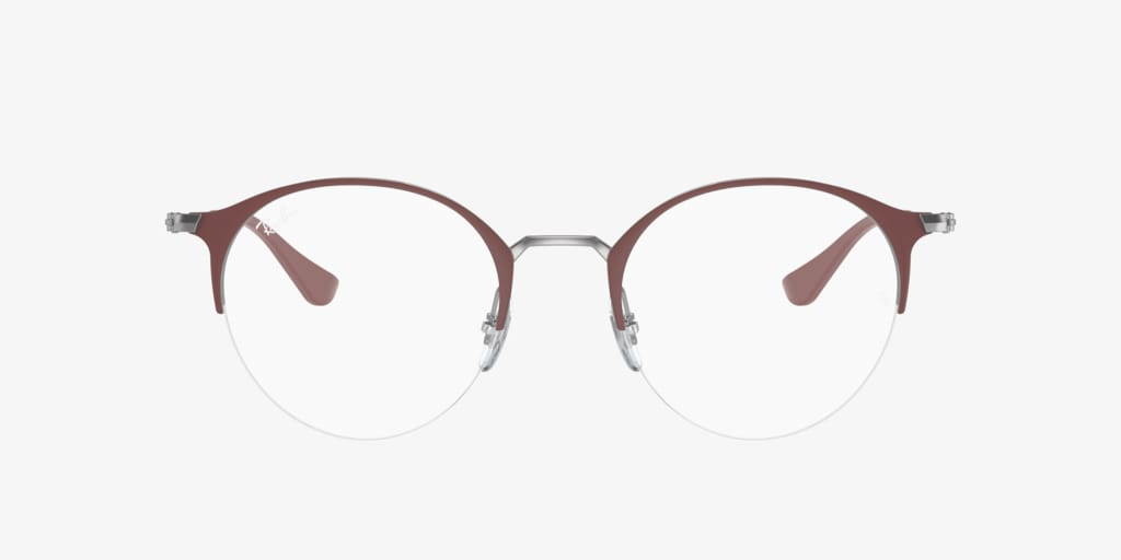 Ray-Ban RX3578V Brown/Tan Eyeglasses