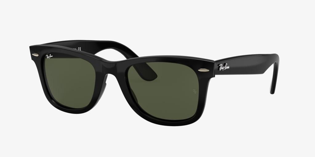 Ray-Ban RB4340 50 WAYFARER Black Sunglasses