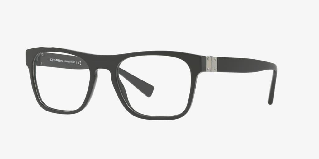 Dolce&Gabbana DG3281 Black Eyeglasses