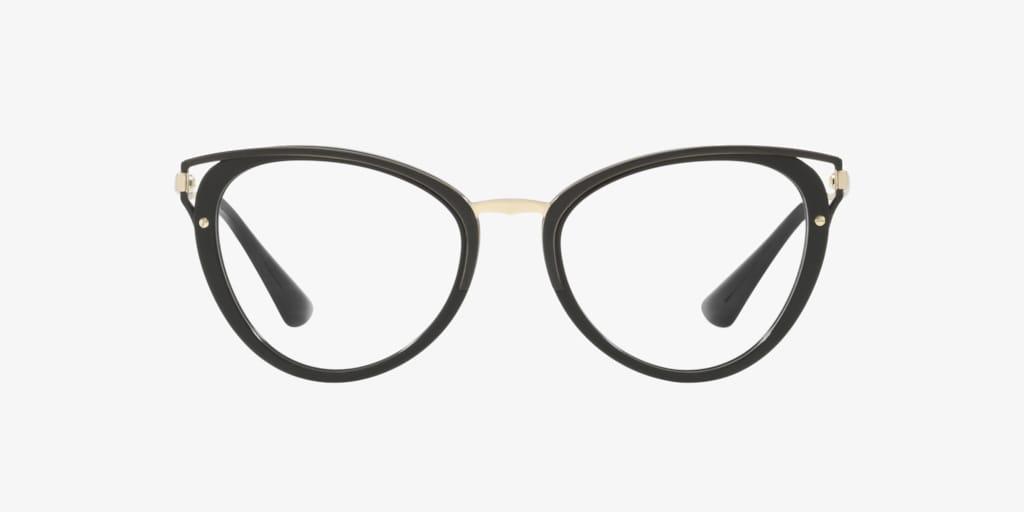 Prada PR 53UV CATWALK Black Eyeglasses