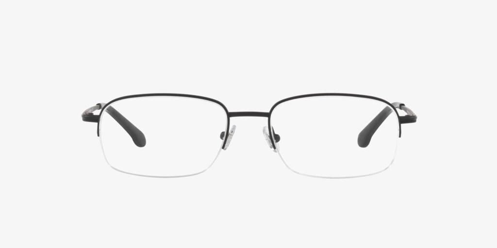 Brooks Brothers BB 487T Matte Black Titanium Eyeglasses