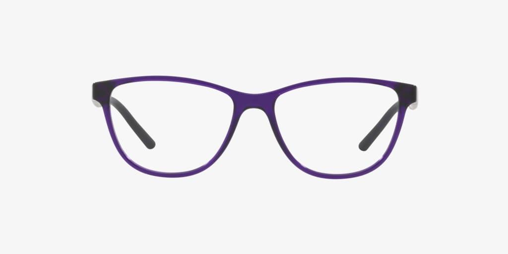 Armani Exchange AX3047 Shiny Violet Eyeglasses