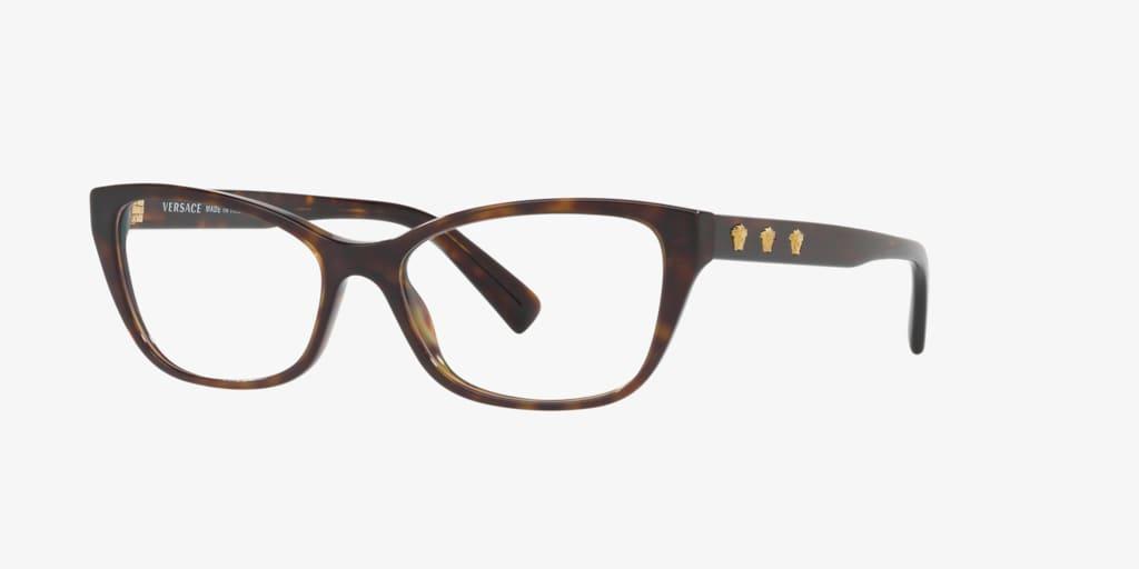 Versace VE3249 Tortoise Eyeglasses