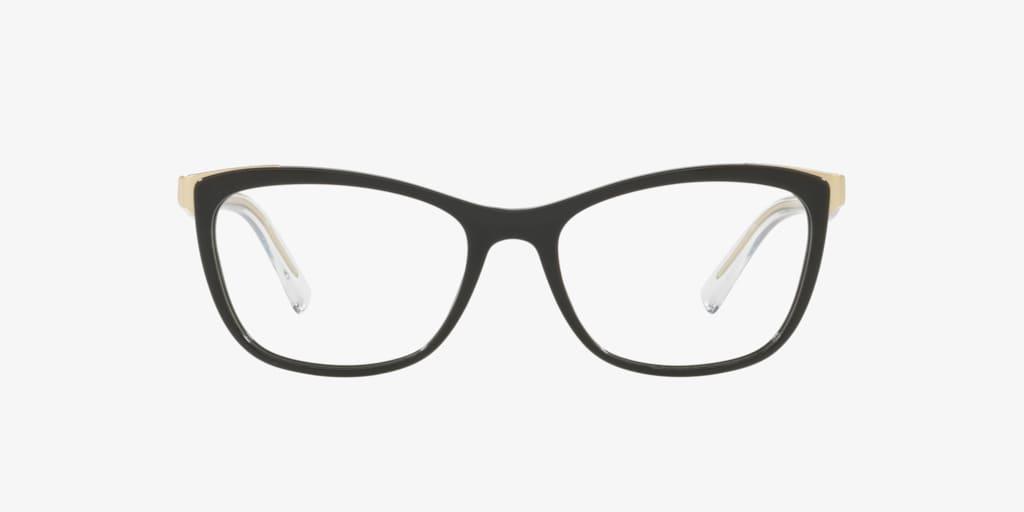 Versace VE3255 Black Eyeglasses