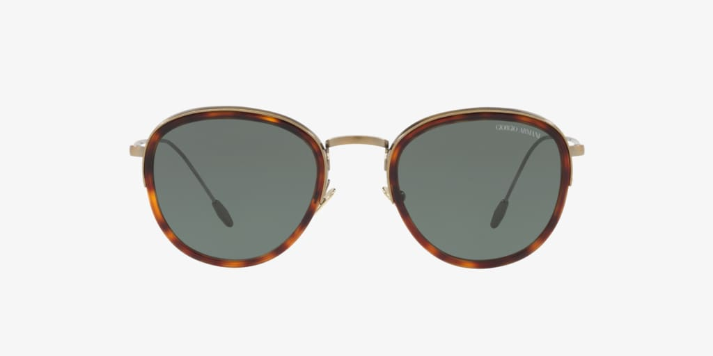 Giorgio Armani AR6068 50 Tortoise Sunglasses
