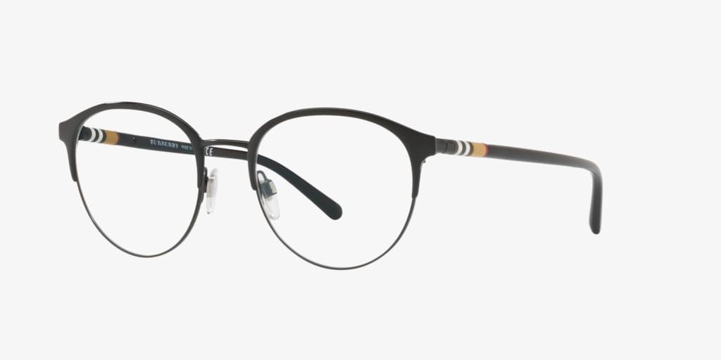 Burberry BE1318 Black/Matte Black Eyeglasses