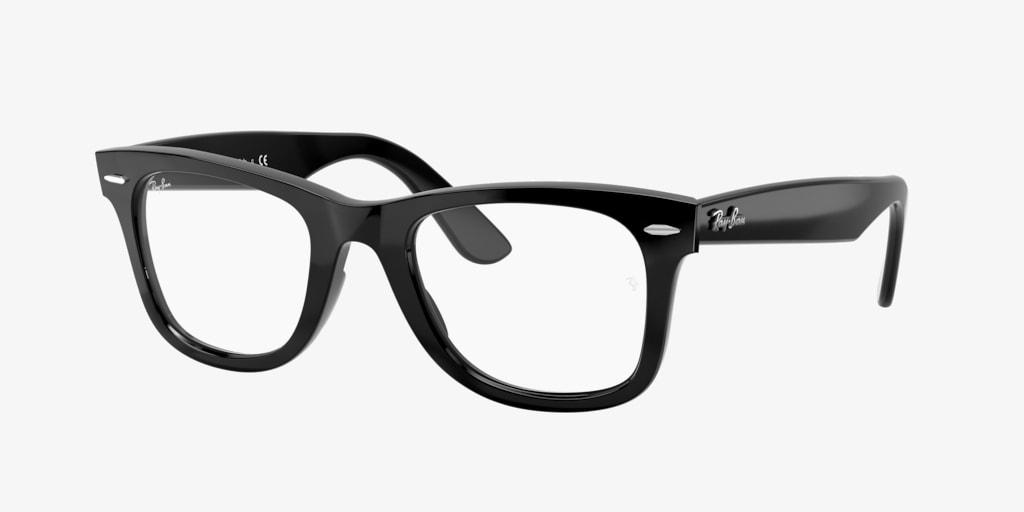 Ray-Ban RX4340V WAYFARER EASE Black Eyeglasses
