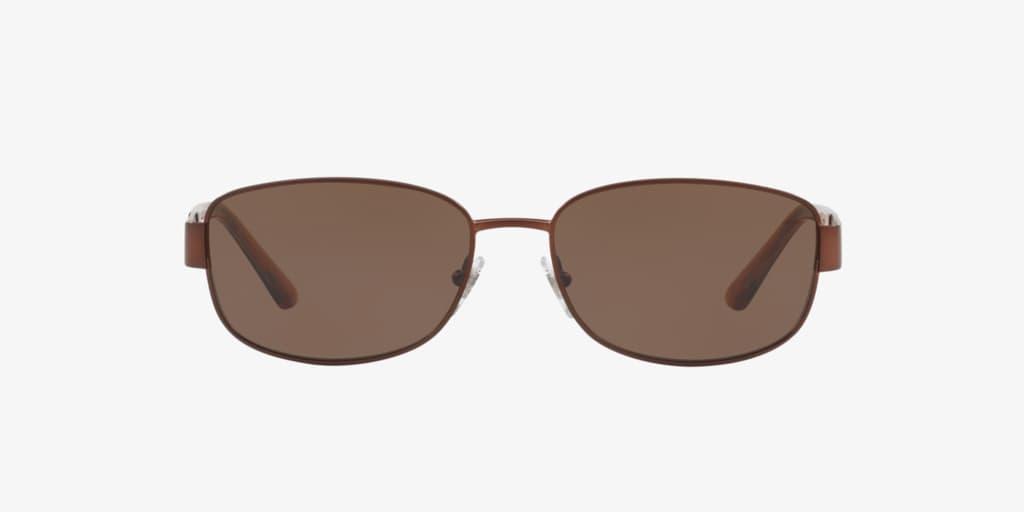 Sferoflex SF5009S 55 Brown Sunglasses