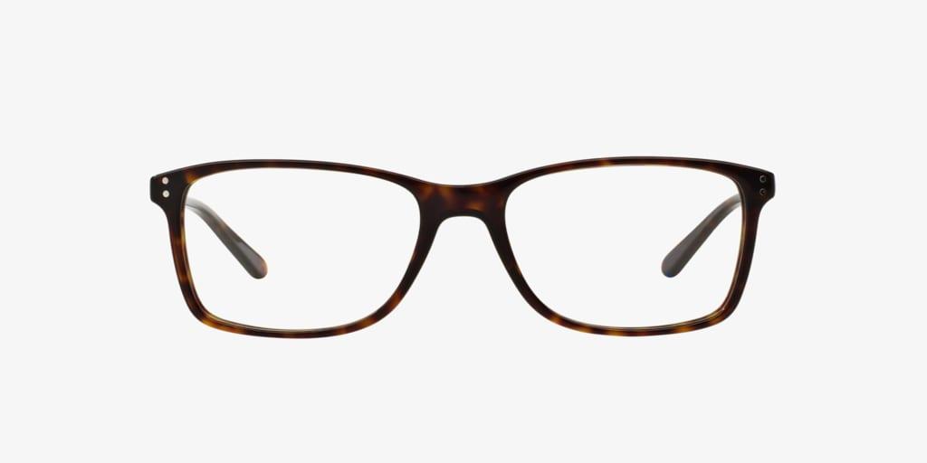Polo Ralph Lauren PH2155 Shiny Dark Havana Eyeglasses