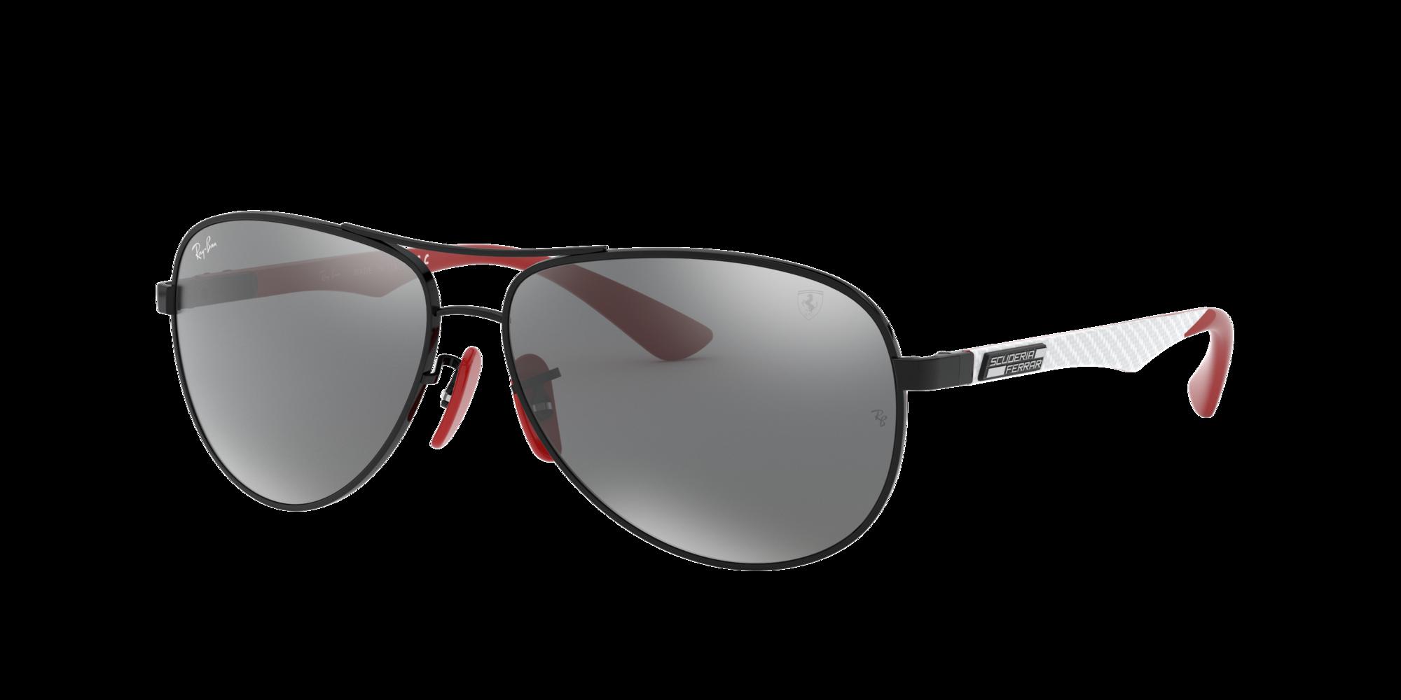 Ray Ban Rb8313m 61 Ferrari Sunglasses Lenscrafters