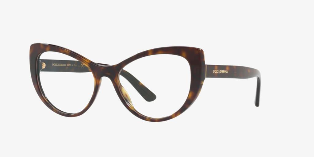 Dolce&Gabbana DG3285 Tortoise Eyeglasses