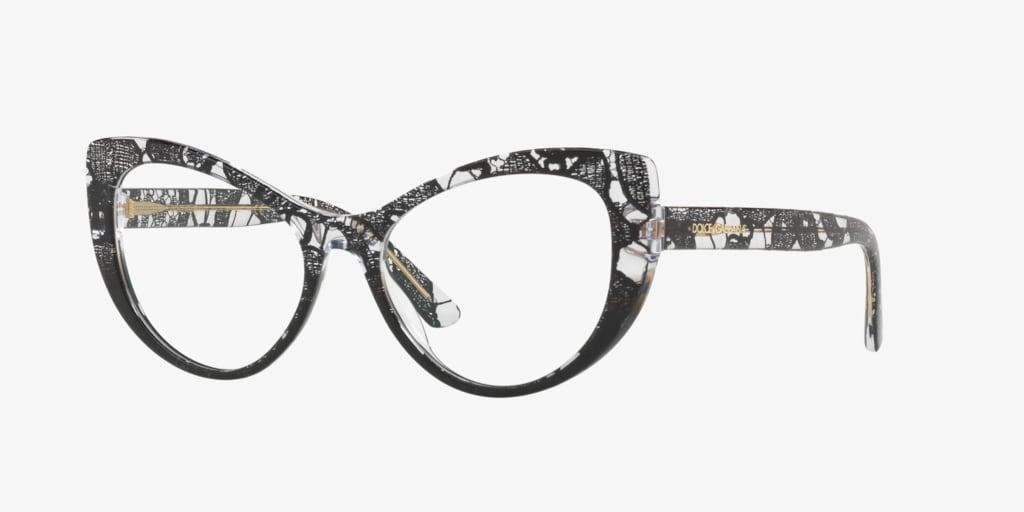 Dolce&Gabbana DG3285 Black Eyeglasses