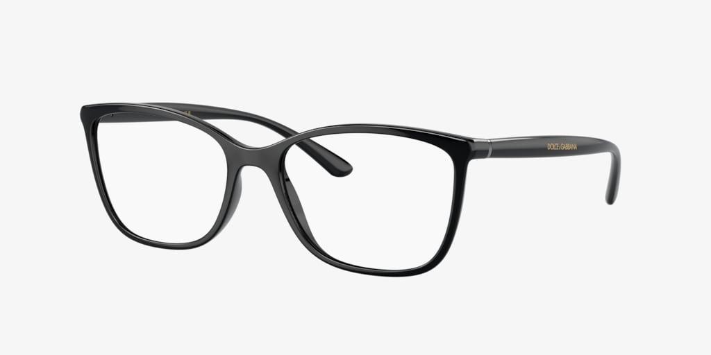 Dolce&Gabbana DG5026 Black Eyeglasses