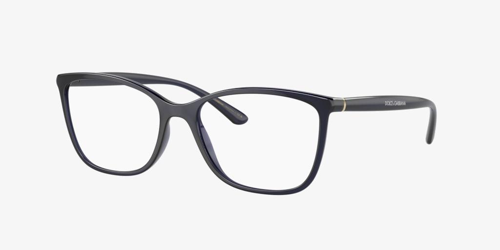 Dolce&Gabbana DG5026 Opal Blue Eyeglasses