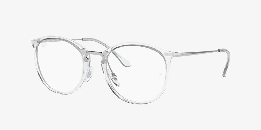 Ray-Ban RX7140 Transparent Eyeglasses
