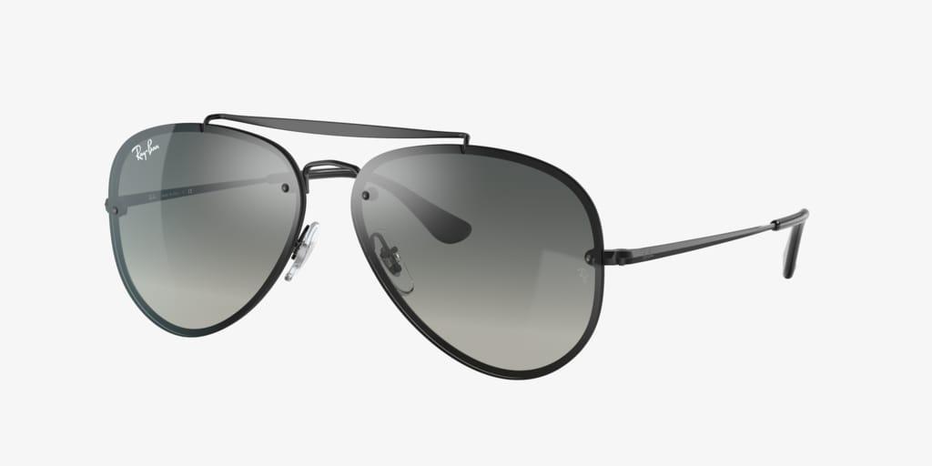 Ray-Ban RB3584N 58 Black Sunglasses