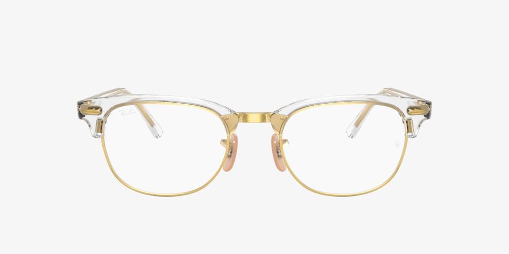 Ray-Ban RX5154 Transparent Eyeglasses