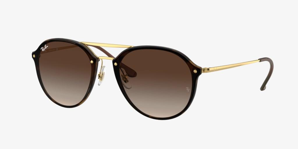 Ray-Ban RB4292N 62 BLAZE DOUBLEBRIDGE Tortoise Sunglasses