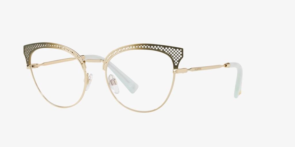 Valentino VA1011 Gold/Green Eyeglasses