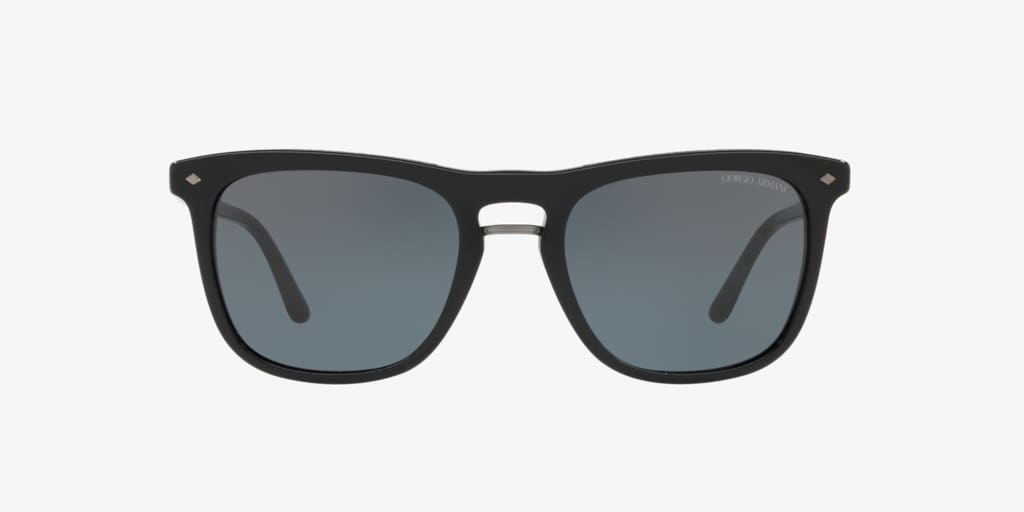 Giorgio Armani AR8107 53 Black Sunglasses