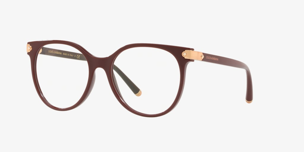 Dolce&Gabbana DG5032 Bordeaux Eyeglasses