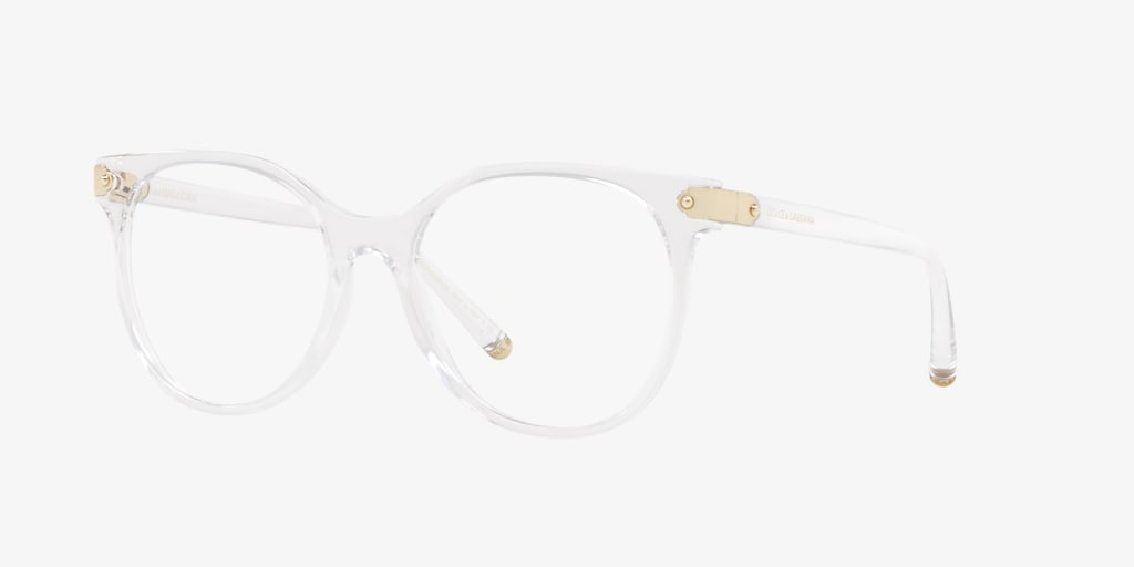 Dolce&Gabbana DG5032 Crystal Eyeglasses
