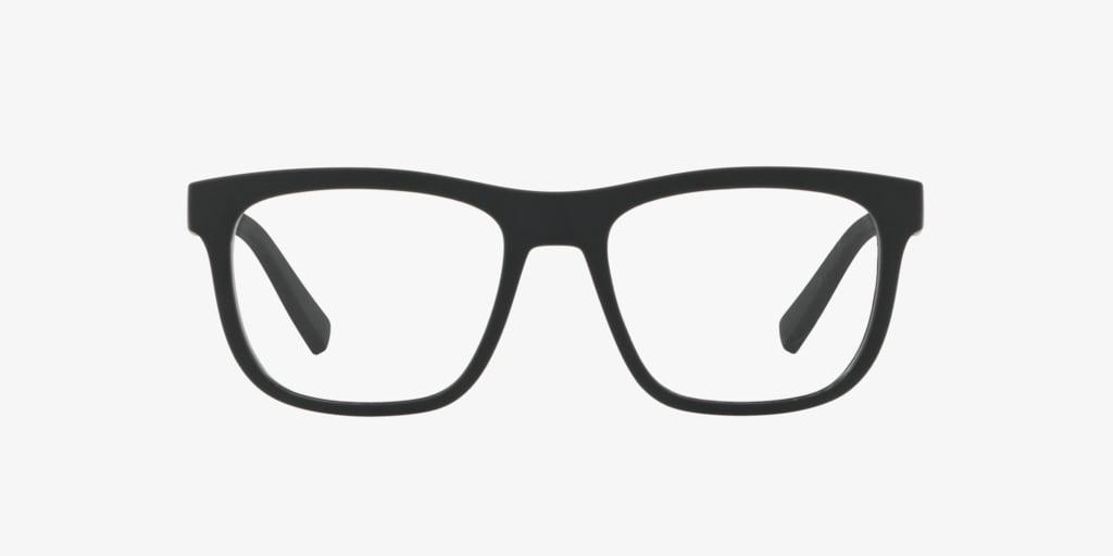 Armani Exchange AX3050 Matte Black Eyeglasses