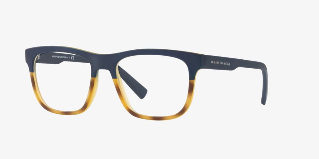 Armani Exchange AX3050 Tortoise Eyeglasses