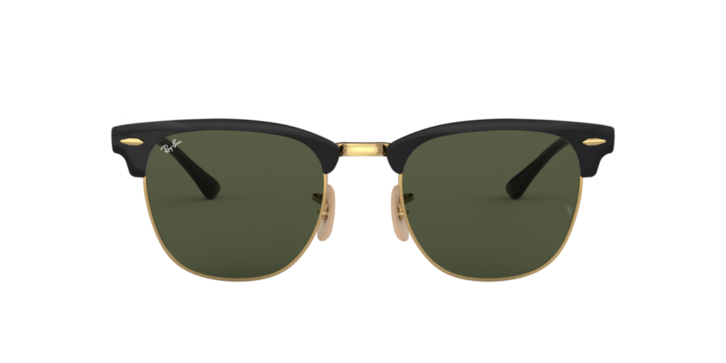 Image for RB3716 51 CLUBMASTER METAL from Eyewear: Glasses, Frames, Sunglasses & More at LensCrafters