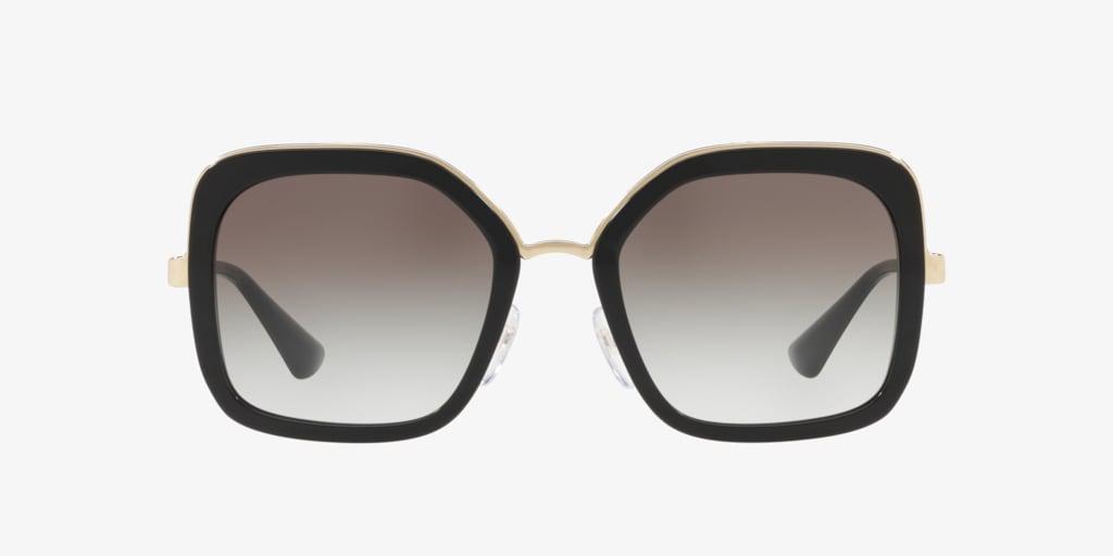 Prada PR 57US 54 CATWALK Black Sunglasses