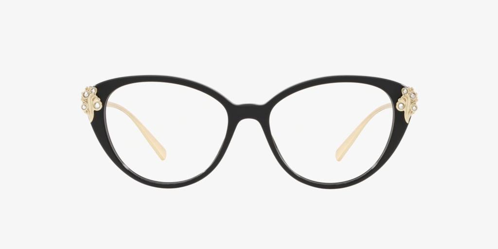 Versace VE3262B Black Eyeglasses