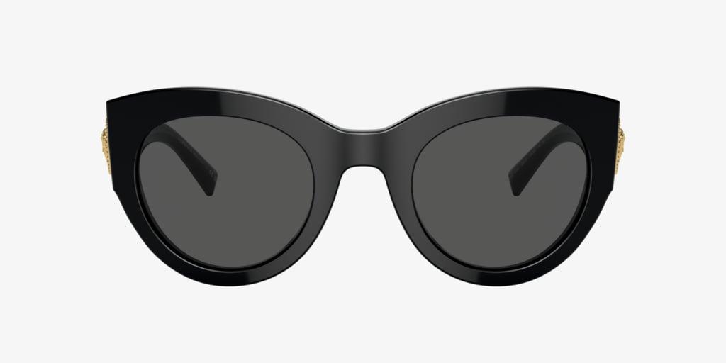 Versace VE4353 51 Black Sunglasses