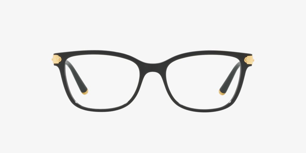 Dolce&Gabbana DG5036 Black Eyeglasses