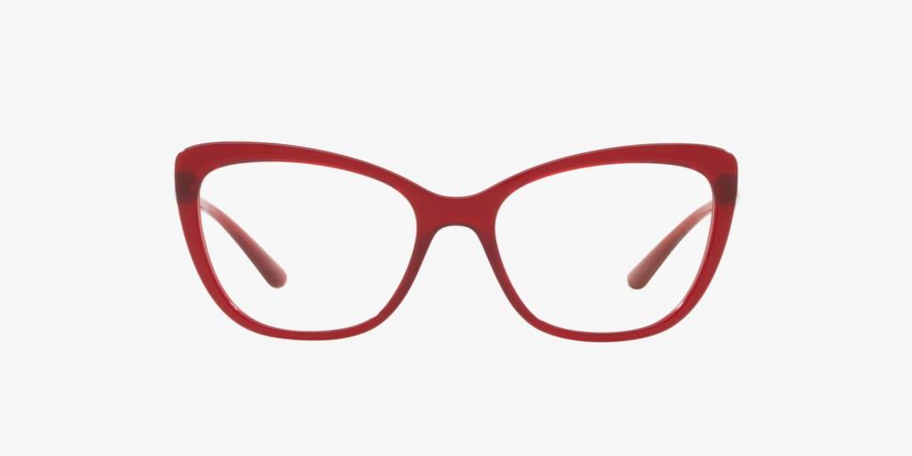 Dolce&Gabbana DG5039 Transparent Bordeaux Eyeglasses