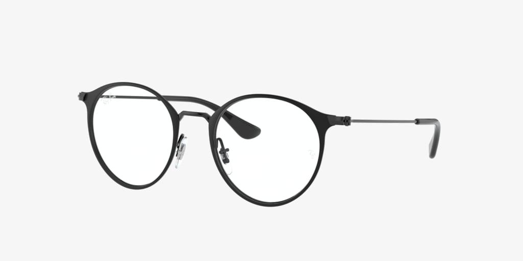 Ray-Ban Jr RY1053 Matte Black On Black Eyeglasses