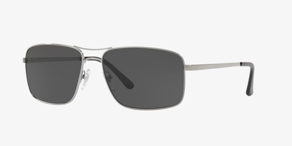 Sferoflex SF5011S 61 Gunmetal Sunglasses