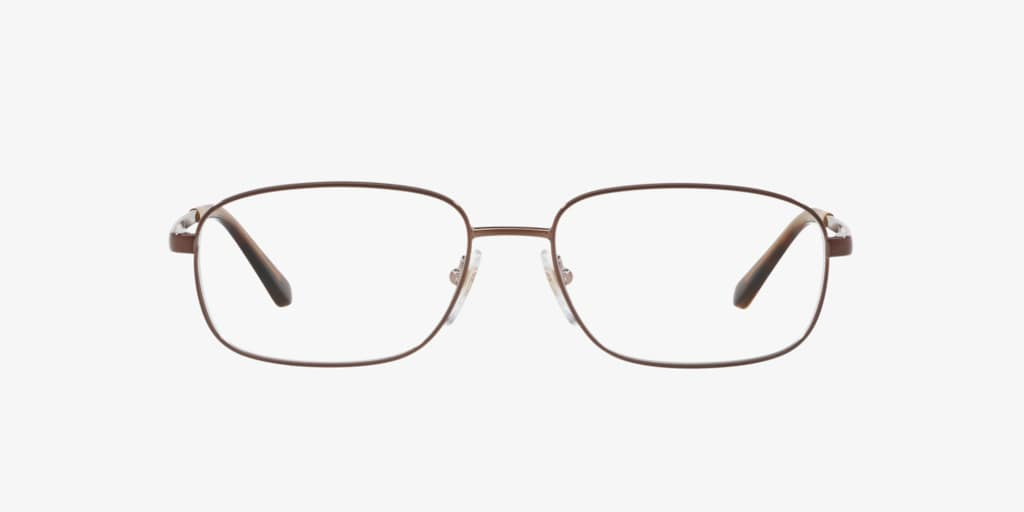 Sferoflex SF2290 Brown Eyeglasses