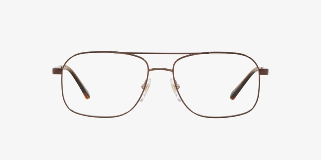 Sferoflex SF2292 Brown Eyeglasses