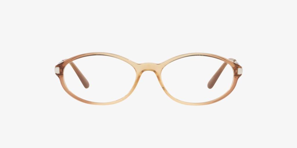Sferoflex SF1574 Gradient Brown Eyeglasses
