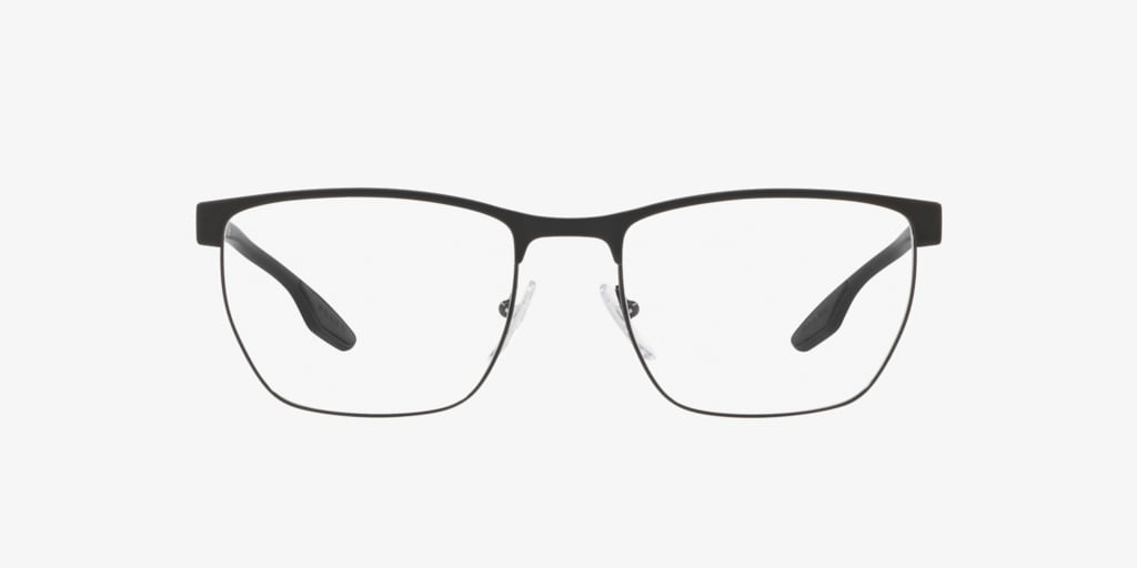 Prada Linea Rossa PS 50LV LIFESTYLE Black Eyeglasses