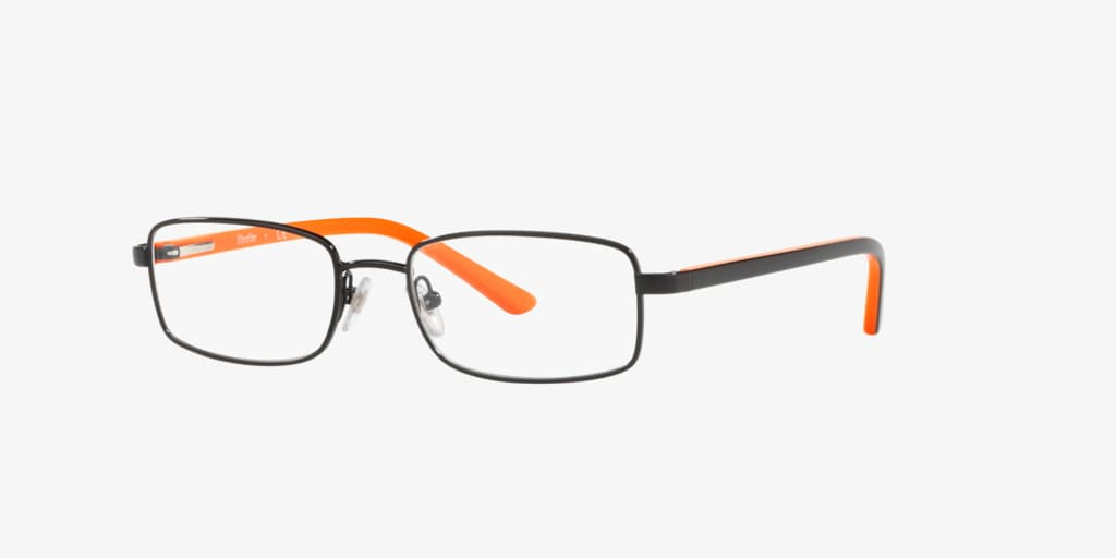Sferoflex Children SF2856 Black Eyeglasses