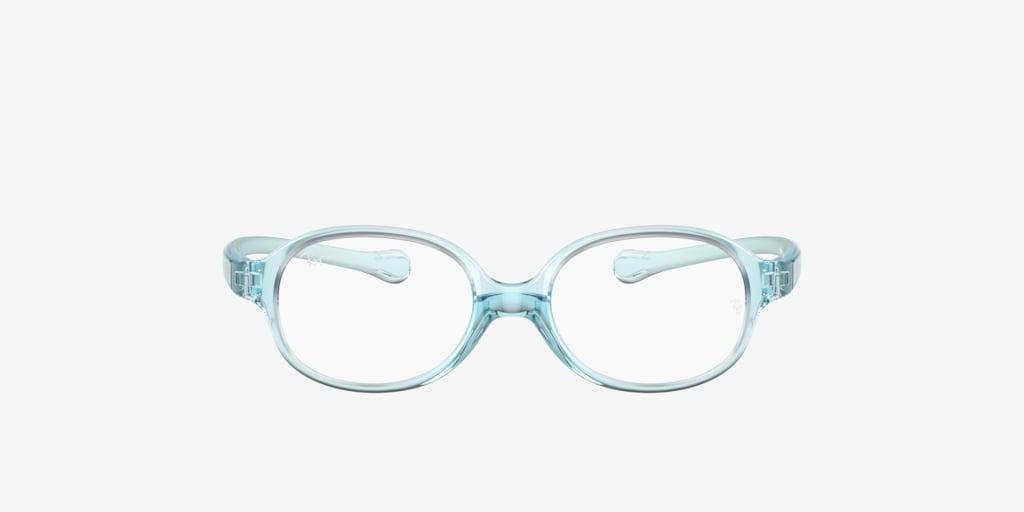 Ray-Ban Jr RY1587 Transparent Light Blue Eyeglasses