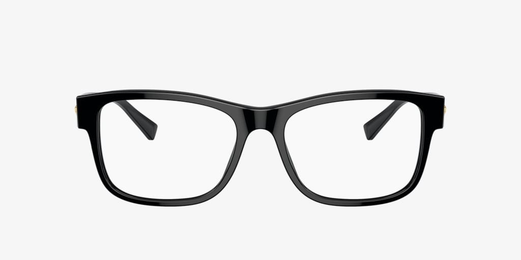 Versace VE3266 Black Eyeglasses