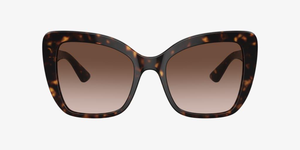Dolce&Gabbana DG4348 54 Tortoise Sunglasses