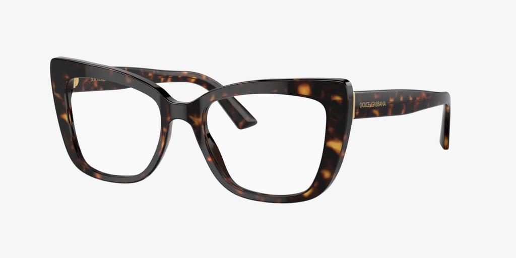 Dolce&Gabbana DG3308 Tortoise Eyeglasses